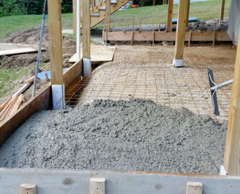 Get Started Today With A New Concrete Patio