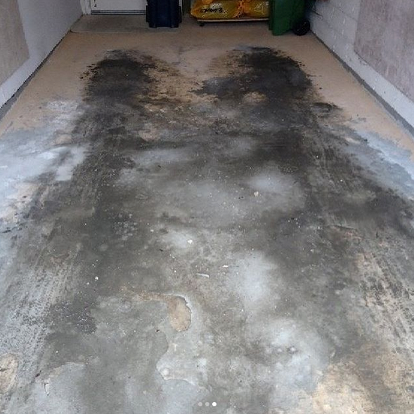 Patching Cement Garage Floor: How To Repair Pitted Concrete Garage Floor